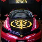 トヨタの新しい「シャア専用車オーリスⅡ」販売開始いつ?